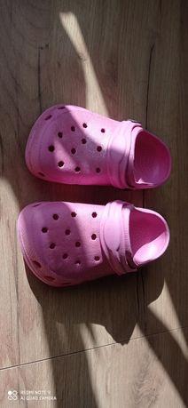 Crocsy 26 rozmiar