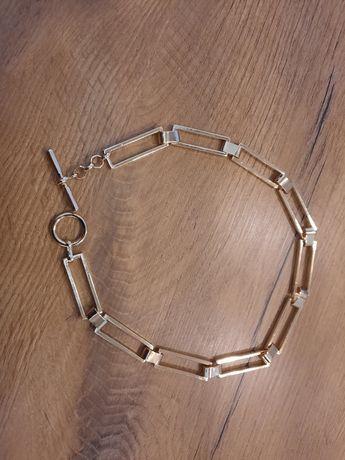 Łańcuszek ze stali chirurgicznej