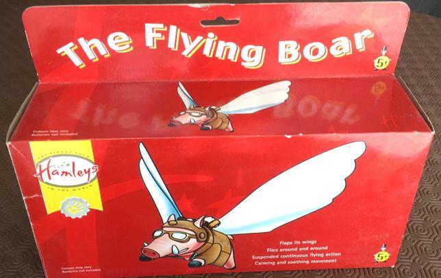 Brinquedo Javali voador da marca Hamleys