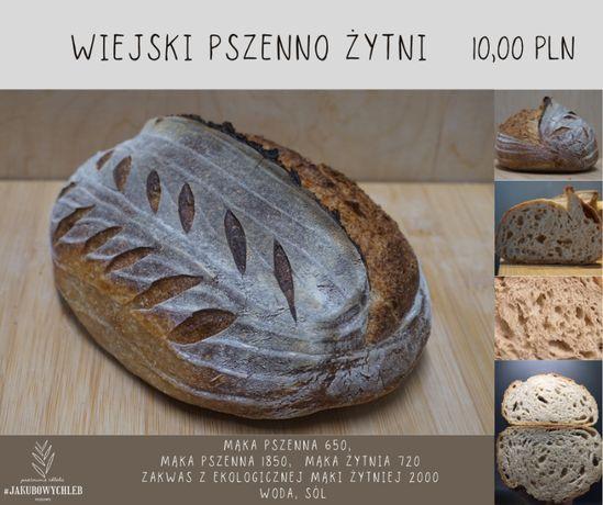 Chleb Miękowski Pszenny na zakwasie #Jakubowychleb