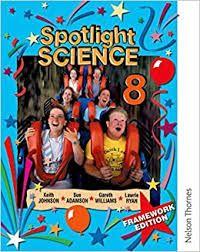 Spotlight Science 8: Framework Edition