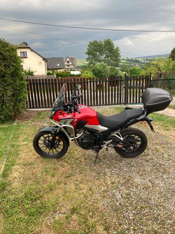 2020 Honda CB 500 X - Jak Nowy, Idealny Stan, Pierwszy Właściciel