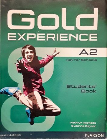 Gold Experience A2