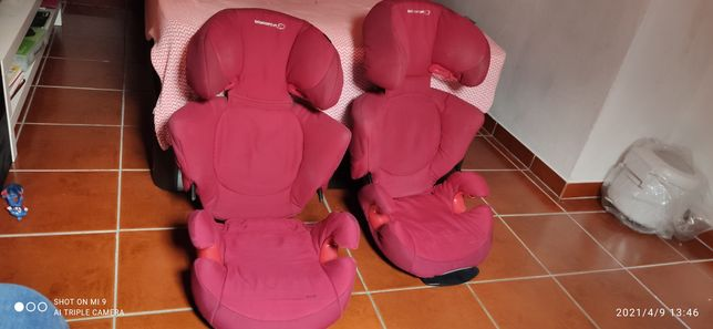 Cadeiras auto bebeconfort Rodi AirProtect