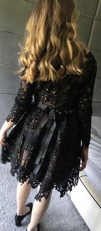 Niumi, piękna sukienka