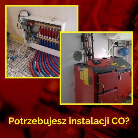 Hydraulik ! Instalacje C.O Wod-Kan