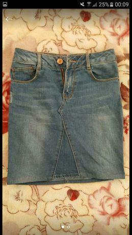 юбка джинсовая спідниця джинсова