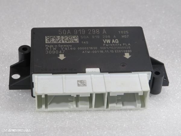 Modulo Dos Sensores De Parque Volkswagen T-Roc (A11)