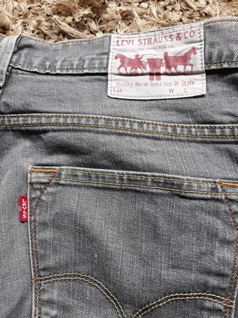 Spodnie levi strauss