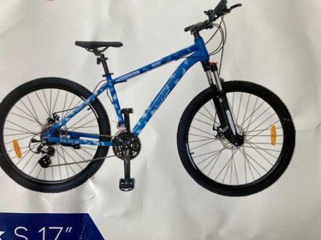 """Nowy Rower HUSAR SKALNIK 27,5"""" AluRama 17"""" Amory Shimano Altus 3x7 W-a"""