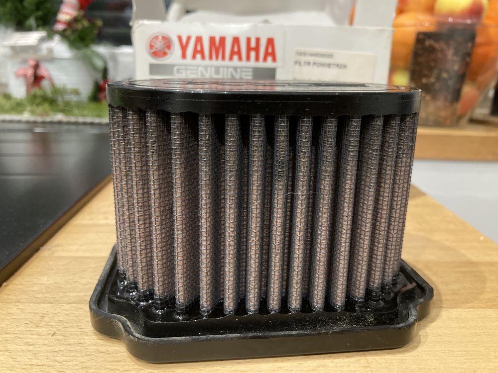Sportowy filtr powietrza DNA / K&M YAMAHA MT 07
