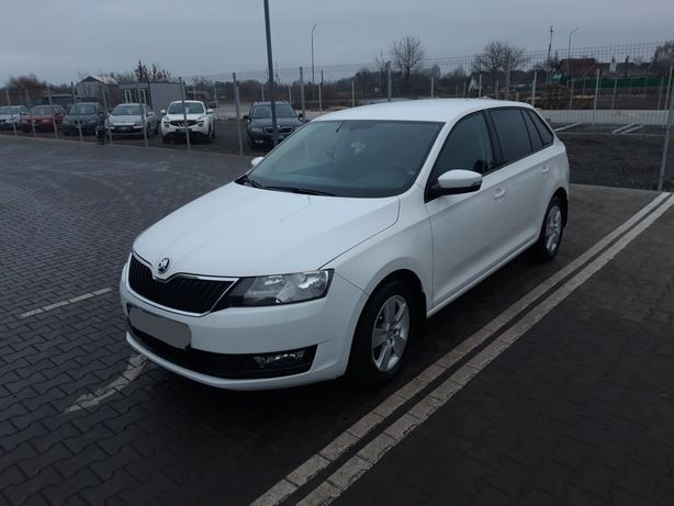 Skoda Rapid (spaceback) 2018