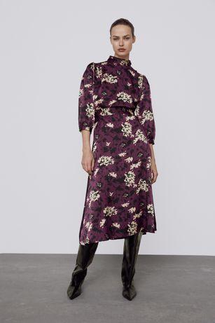 Шикарное платье Zara, оригинал