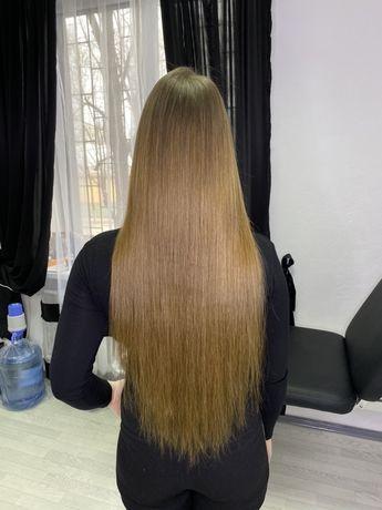 Наращивание волос, коррекция в 4 руки в 1 день за 4 часа!!!