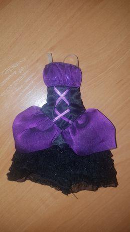 Монстер Хай Monster High платье на большую куклу
