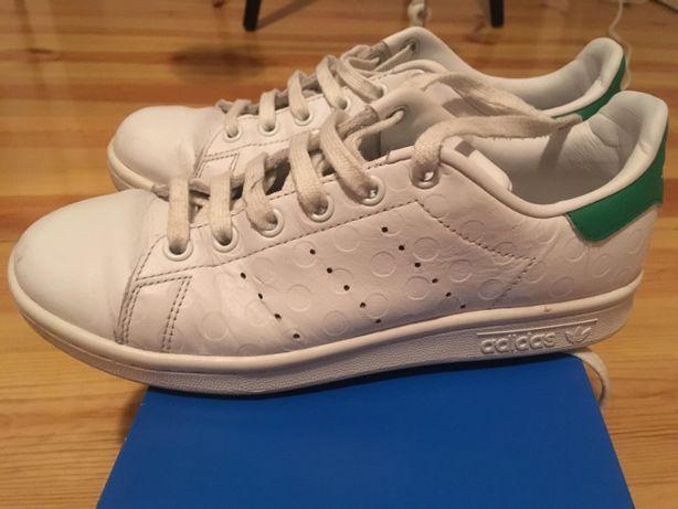 Sapatilhas Adidas Stan Smith originais (tam. 37 1/3)
