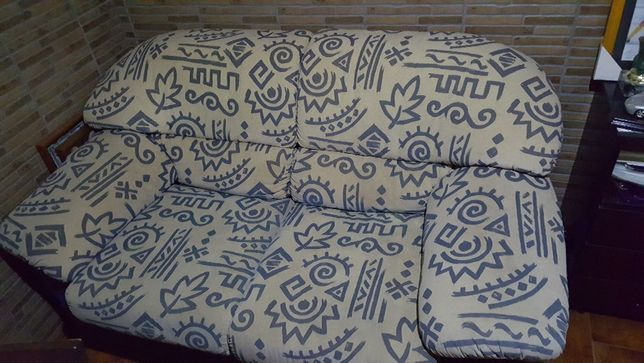 Sofá cama EXCELENTE!!!