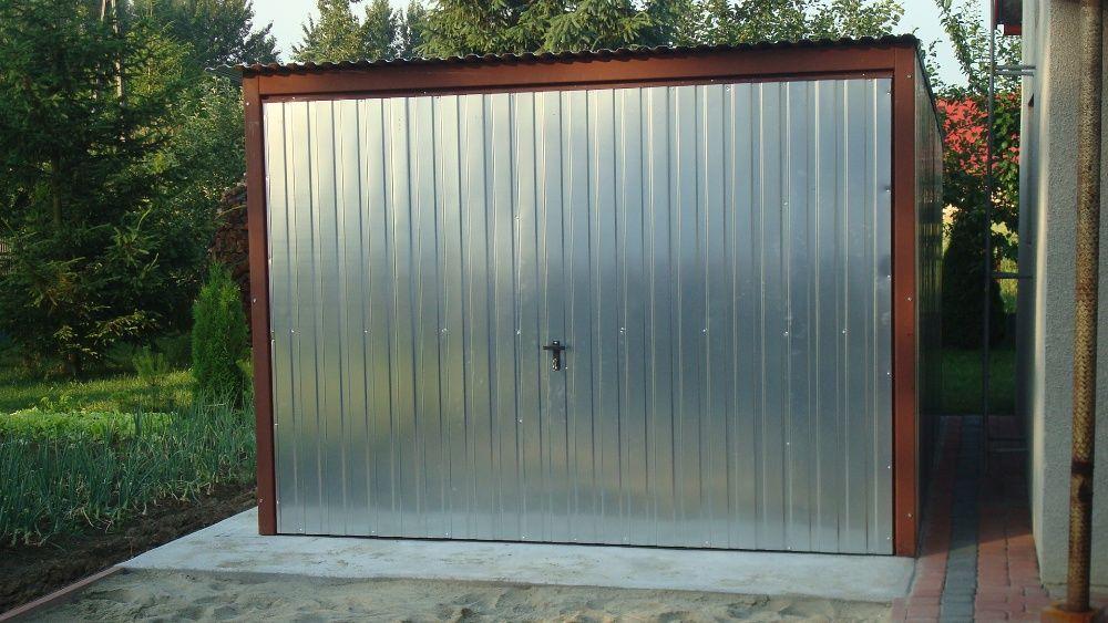 Garaże blaszaki garaz blaszany garaż blaszane garaże Oświęcim - image 1