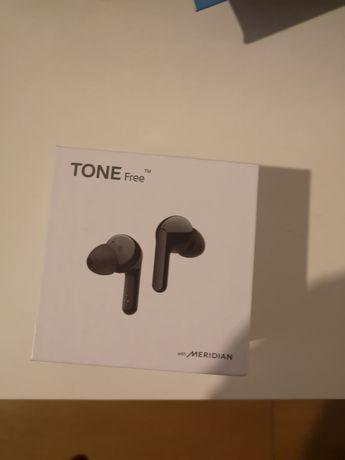 Słuchawki LG TONE free