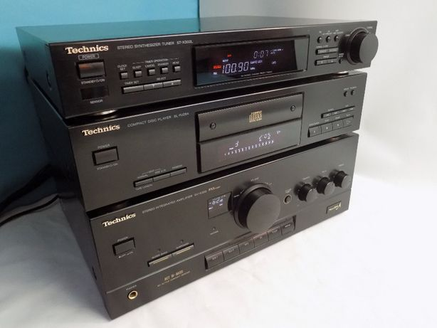 Wieża Technics SU-X320 + CD + TUNER Słupsk