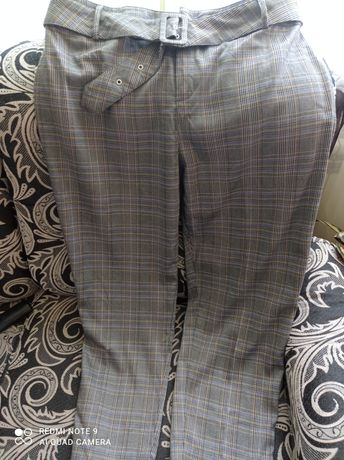 Брюки штаны крутые большой размер