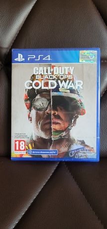 Продам Call of Duty Black Ops Cold War