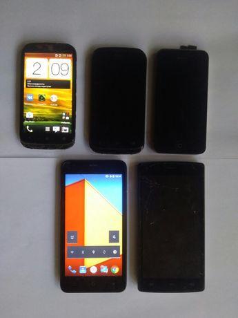 iphone 4s, gsmart classic, doogee x5 max