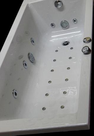 Wanna z hydromasażem Koło 170x70 Koło Producent system Standard