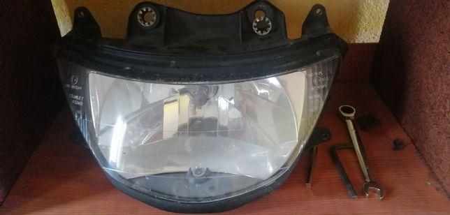 Lampa reflektor kawasaki zx9r 99r