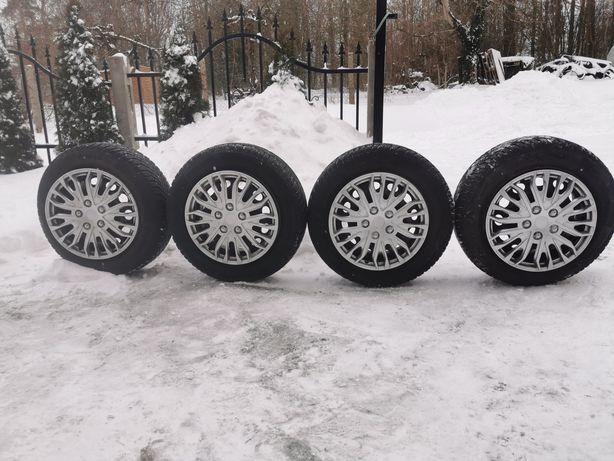 Koła, zimowe, Audi, VW, 5x112, 195/65/15