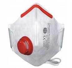 Nowa maska maseczka antywirusowa, antysmogowa fpp3