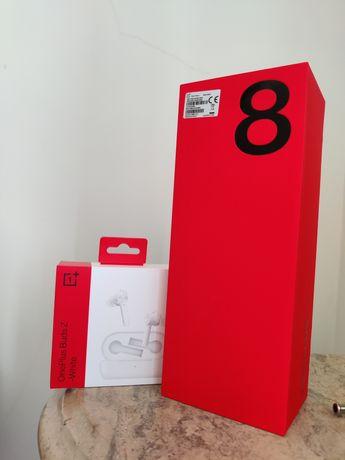 OnePlus 8 12/256 + OnePlus Buds Z