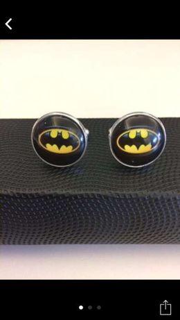 Botões de punho Cufflinks Banda Desenhada NOVOS