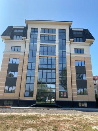 Аренда офис, фасадное новое здание в БЦ, Вильямса 2-б, 107 м2., Голосе