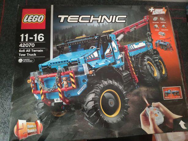 LEGO Technic 42070 Terenowy Holownik