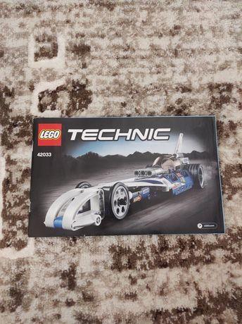 Lego Technic 42033 -Wyścigówka