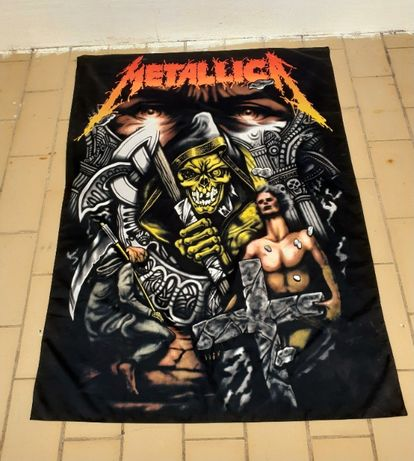 Faixa da Banda Metallica