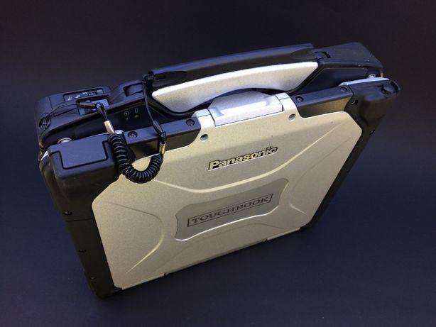 Промышленный защищенный ноутбук Panasonic CF-30 СТО Автодиагностика