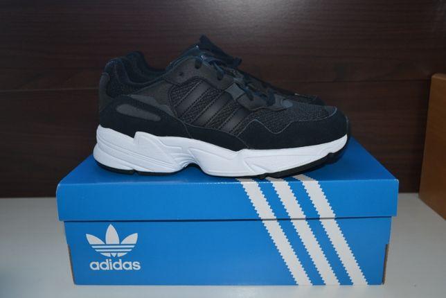 Adidas 38p. yung 96j кроссовки оригинал новые. Кожаные
