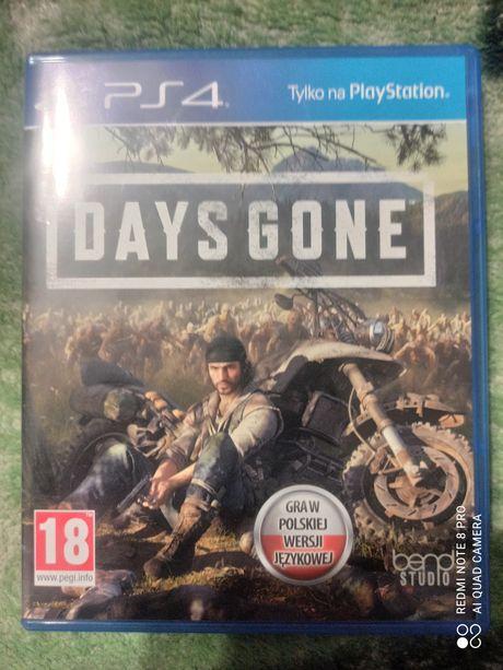 Days gone gra ps4