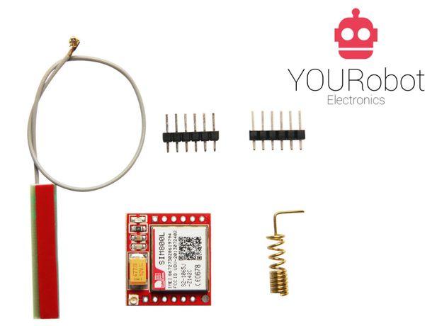 Módulo de GSM GPRS SIM800L NOVO para Arduino