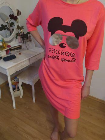 Sukienka z myszką Miki