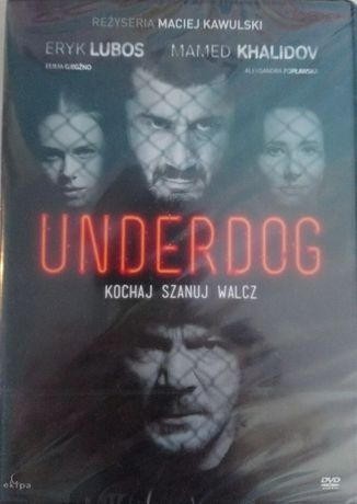 """Underdog"" płyta DVD folia"