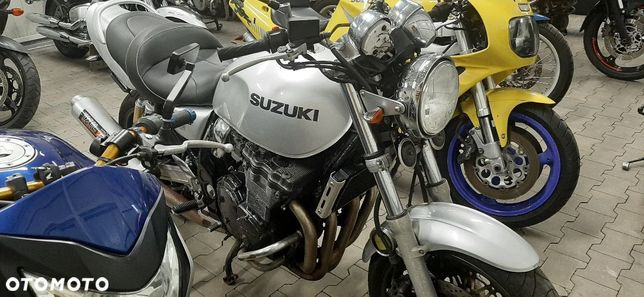 Suzuki GSX Zamiana Suzuki GSX 750 Inazuma