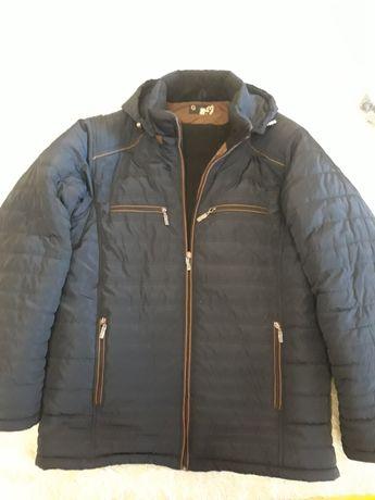 Чоловіча стильна зимова куртка, дуже тепла