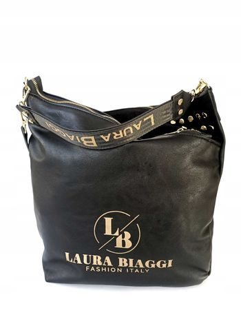 Nowa torebka shoperka  Laura Biaggi