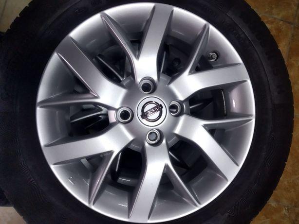 Диски Nissan 4x100/R15/5.5J/ET40 НОВІ