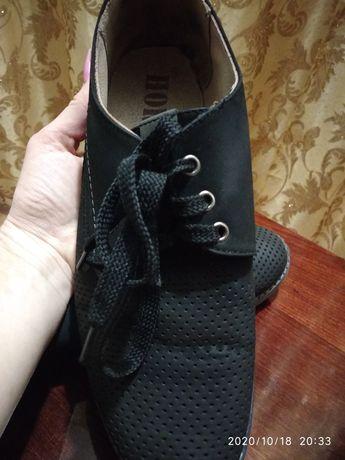 Туфельки мужские
