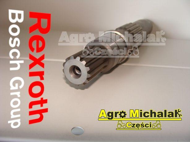 Wałek napędu pompy hydraulicznej Rexroth A10V45WN R , Manitou, OR