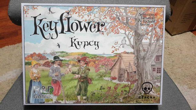 Keyflower Kupcy Farmerzy 2 nowe dodatki gra planszowa